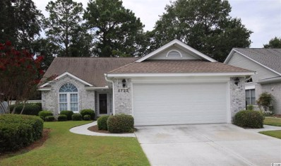 4722 Bermuda Way, Myrtle Beach, SC 29577 - MLS#: 1817692