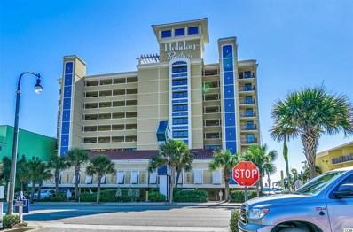 1200 N Ocean Blvd UNIT 709, Myrtle Beach, SC 29577 - MLS#: 1817758