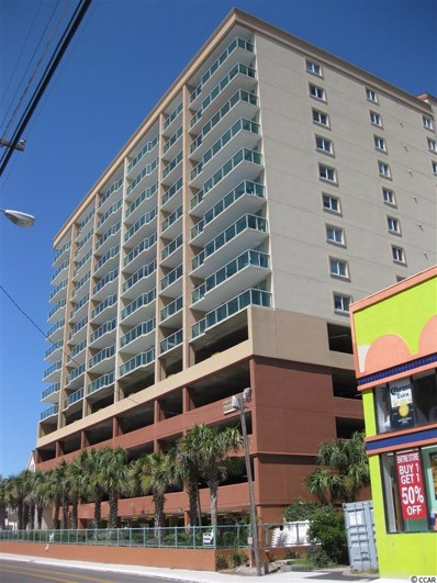 1706 S Ocean Blvd. UNIT 703, North Myrtle Beach, SC 29582 - MLS#: 1818047