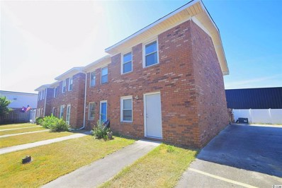 803 11th Ave S UNIT F, North Myrtle Beach, SC 29582 - MLS#: 1818088