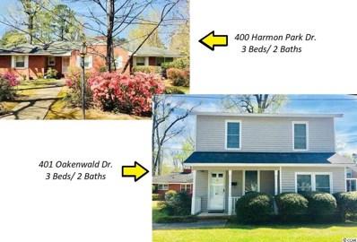 400 Harmon Park Rd., Marion, SC 29571 - MLS#: 1818397