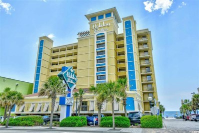 1200 N Ocean Blvd. UNIT 811, Myrtle Beach, SC 29577 - MLS#: 1818659