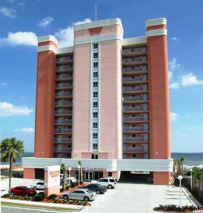 1604 N Ocean Blvd. UNIT 804, Myrtle Beach, SC 29577 - MLS#: 1818672