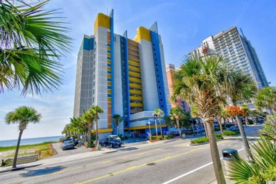 1700 N Ocean Blvd. UNIT 551, Myrtle Beach, SC 29577 - MLS#: 1818754