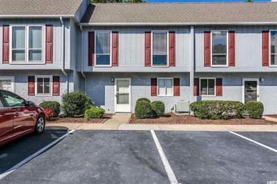 837 Villa Dr. UNIT 837, North Myrtle Beach, SC 29582 - MLS#: 1818786