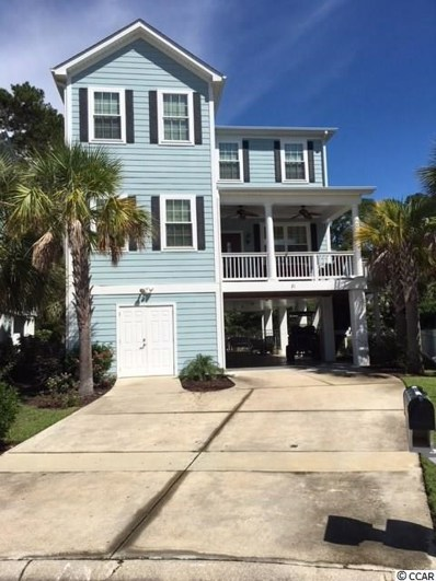 21 South Beach Dr., Surfside Beach, SC 29575 - #: 1818995