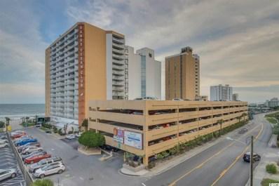 9550 Shore Dr. UNIT 1627, Myrtle Beach, SC 29572 - MLS#: 1819142