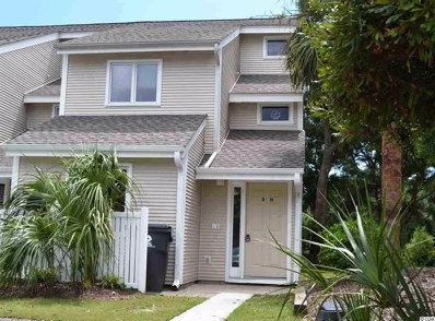 600 Deer Creek Rd. UNIT D, Surfside Beach, SC 29575 - MLS#: 1819473