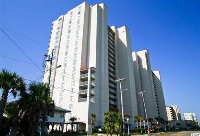 1625 S Ocean Blvd. UNIT 1701, North Myrtle Beach, SC 29582 - MLS#: 1819637