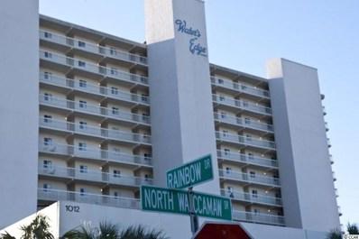 1012 N Waccamaw Dr. UNIT 804, Garden City Beach, SC 29576 - MLS#: 1820004