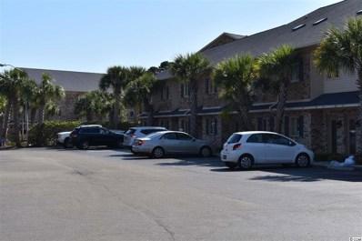 202 Double Eagle Dr. UNIT F-1, Surfside Beach, SC 29575 - MLS#: 1820280
