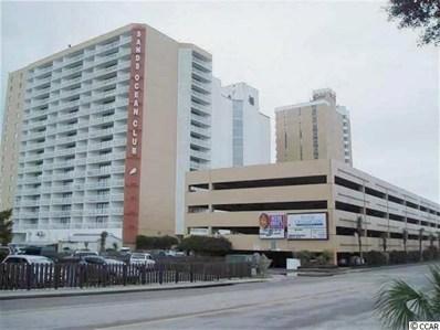 9550 Shore Dr. UNIT 1534, Myrtle Beach, SC 29572 - MLS#: 1820848