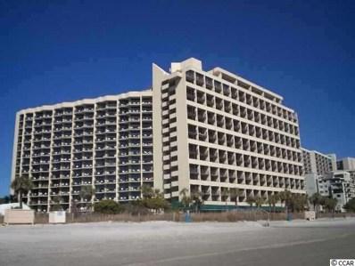 7100 N Ocean Blvd. UNIT 306, Myrtle Beach, SC 29572 - MLS#: 1820912
