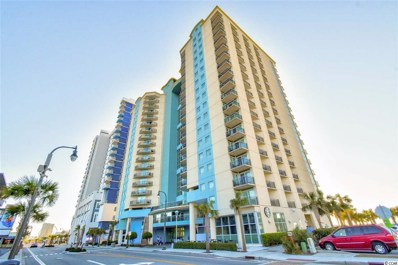 504 N Ocean Blvd. UNIT 709, Myrtle Beach, SC 29577 - MLS#: 1820919