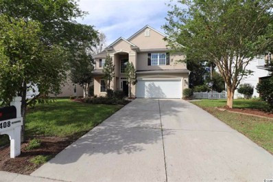 408 Blackberry Ln., Myrtle Beach, SC 29579 - #: 1821399