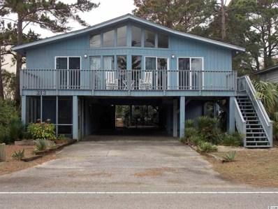 213 10th Ave. S, Surfside Beach, SC 29575 - #: 1821433