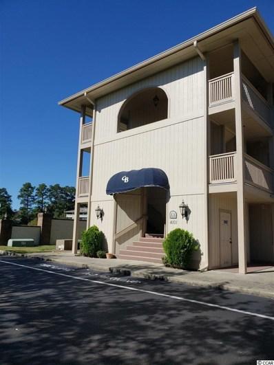 4101 Pinehurst Circle UNIT AA6, Little River, SC 29566 - MLS#: 1821667