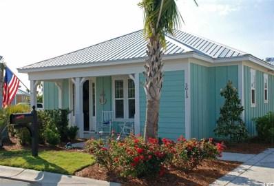 5015 Sea Coral Way, North Myrtle Beach, SC 29582 - MLS#: 1821886