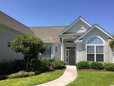 706 Woodcrest Way, Murrells Inlet, SC 29576 - MLS#: 1822714