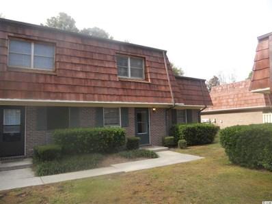 1025 Carolina Rd. UNIT X-4, Conway, SC 29526 - MLS#: 1822760