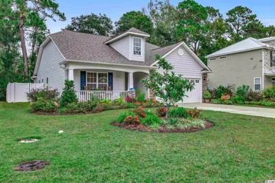 110 Clearwater Dr., Pawleys Island, SC 29585 - #: 1822788