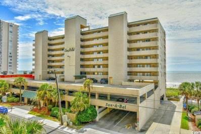 1709 S Ocean Blvd. UNIT 610, North Myrtle Beach, SC 29582 - MLS#: 1822988
