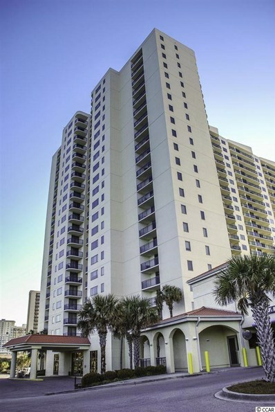 8560 Queensway Blvd. UNIT 1701, Myrtle Beach, SC 29572 - MLS#: 1823076