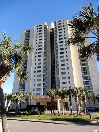 8560 Queensway Blvd. UNIT 1607, Myrtle Beach, SC 29572 - MLS#: 1823104