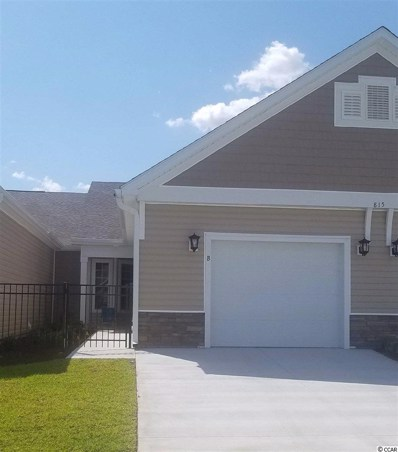 815 Salerno Circle UNIT 1702-B, Myrtle Beach, SC 29579 - #: 1823119