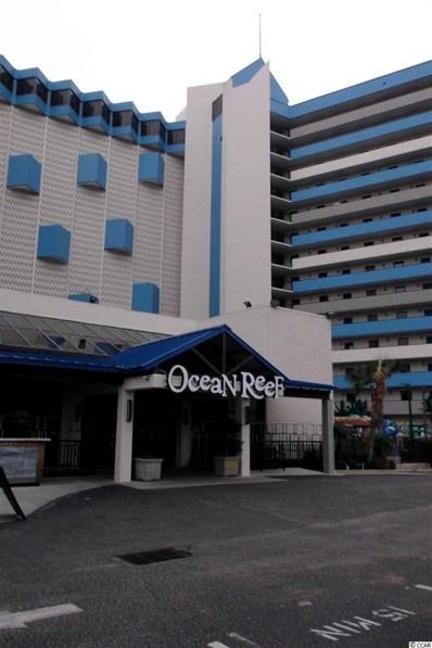 7100 N Ocean Blvd. N UNIT 505, Myrtle Beach, SC 29572 - MLS#: 1823141