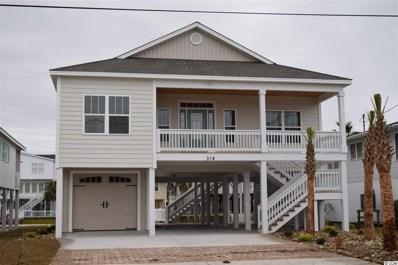 314 46th Ave. N, North Myrtle Beach, SC 29582 - MLS#: 1823835