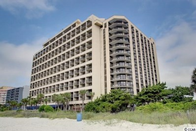 7100 N Ocean Blvd. UNIT 324, Myrtle Beach, SC 29572 - MLS#: 1824463