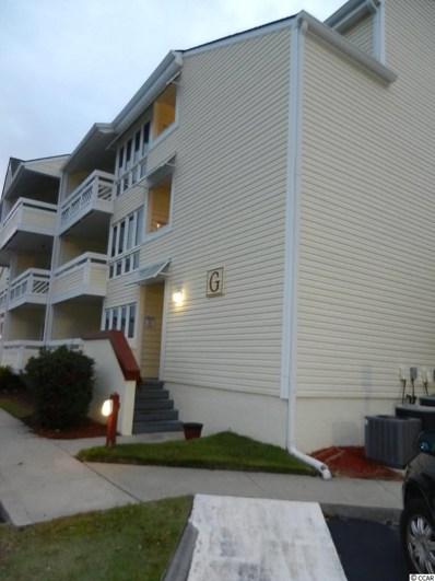 1100 Possum Trot Rd. UNIT G115, North Myrtle Beach, SC 29582 - MLS#: 1824944