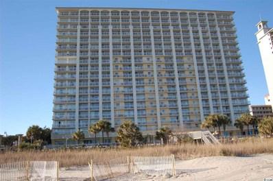 2000 North Ocean Blvd. UNIT 809, Myrtle Beach, SC 29577 - MLS#: 1900899