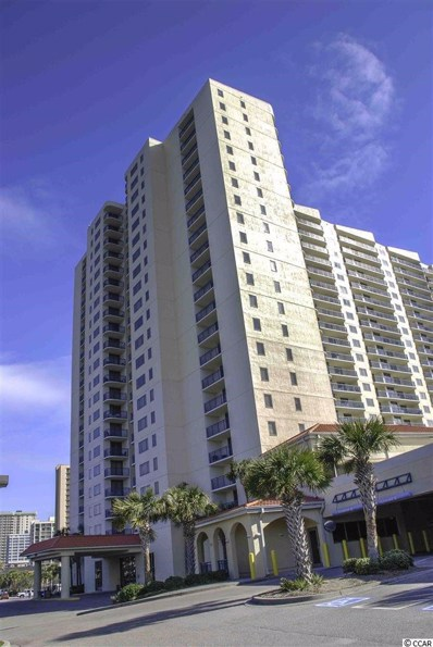 8560 Queensway Blvd. UNIT 1504, Myrtle Beach, SC 29572 - MLS#: 1903489