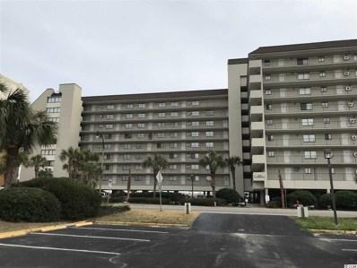 4719 S Ocean Blvd. UNIT 705, North Myrtle Beach, SC 29582 - MLS#: 1903799