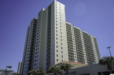 8560 Queensway Blvd. UNIT 1410, Myrtle Beach, SC 29572 - MLS#: 1907073