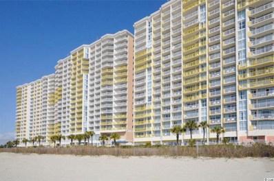 2701 Ocean Blvd. S UNIT 1409, North Myrtle Beach, SC 29582 - #: 1907285