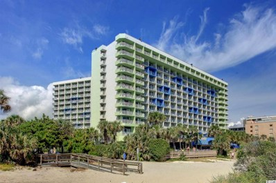 1105 S Ocean Blvd. UNIT 410, Myrtle Beach, SC 29577 - #: 1907341