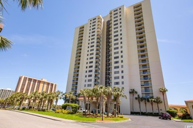 8560 Queensway Blvd. UNIT 1102, Myrtle Beach, SC 29572 - MLS#: 1908887