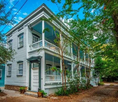 18 Pitt Street, Charleston, SC 29401 - #: 19013883