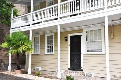 33 Pitt Street UNIT 9, Charleston, SC 29401 - #: 19019314