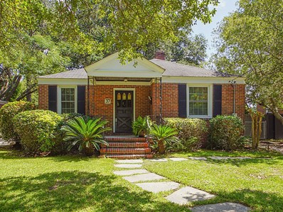 37 Colleton Drive, Charleston, SC 29407 - #: 19021717