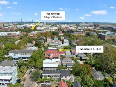 7 Montagu Street, Charleston, SC 29401 - #: 19026644