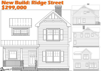 7 Ridge Street UNIT Lot B, Greenville, SC 29605 - MLS#: 1357690