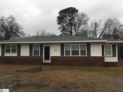 1104 Anderson Drive, Williamston, SC 29697 - #: 1360577