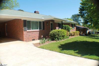 6 Vista Drive, Greenville, SC 29617 - MLS#: 1366491