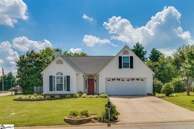 1 Woolridge Way, Greer, SC 29650 - #: 1369531