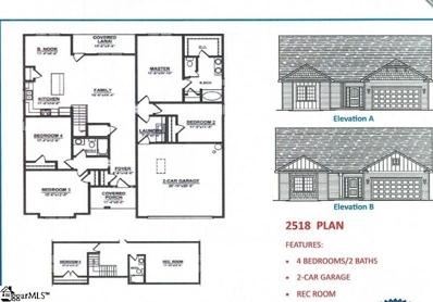 105 Starlight Drive, Greenville, SC 29605 - MLS#: 1370879