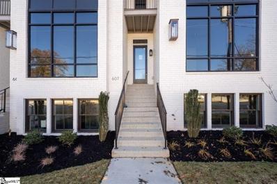 607 Arlington Avenue UNIT Unit 5, Greenville, SC 29601 - MLS#: 1373106